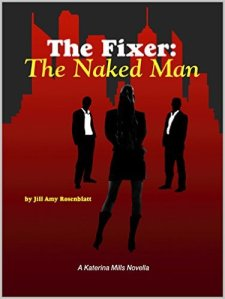 Front Cover THE FIXER-THE NAKED MAN-1